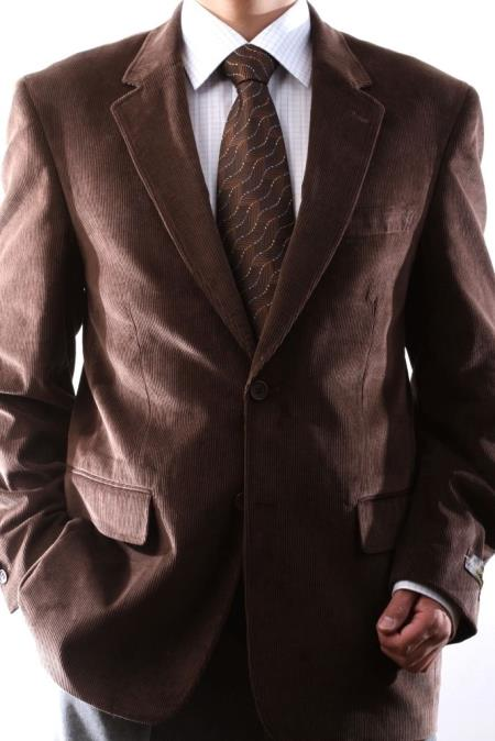 Mens-2-Button-Brown-Blazer-25521.jpg