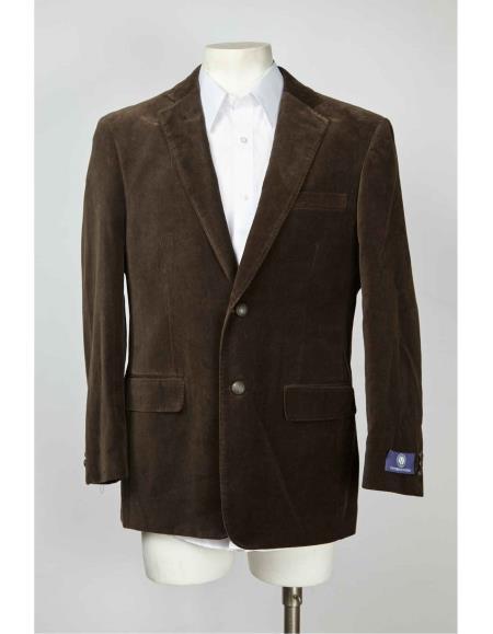 Mens-2-Button-Brown-Blazer-26802.jpg
