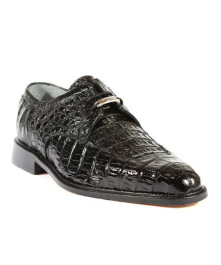 Belvedere Shoes Oxford Susa Black