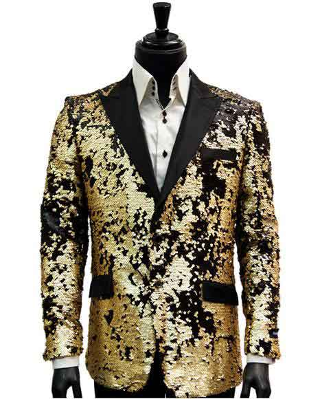 Mens-Black-Matte-Gold-Blazer-35116.jpg