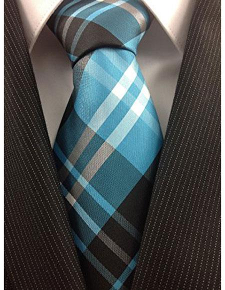 Mens-Blue-Teal-Color-Necktie-32158.jpg
