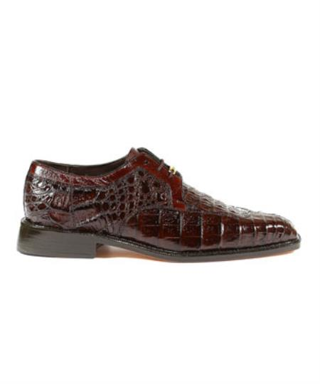Belvedere Shoes Susa Oxfords Brown