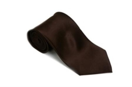 Mens-Brown-Color-Silk-Tie-3542.jpg