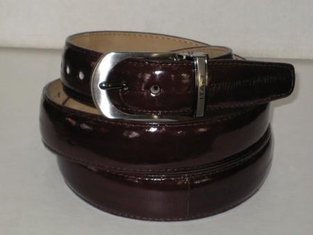 Mens-Brown-Eel-Skin-Belt-14594.jpg
