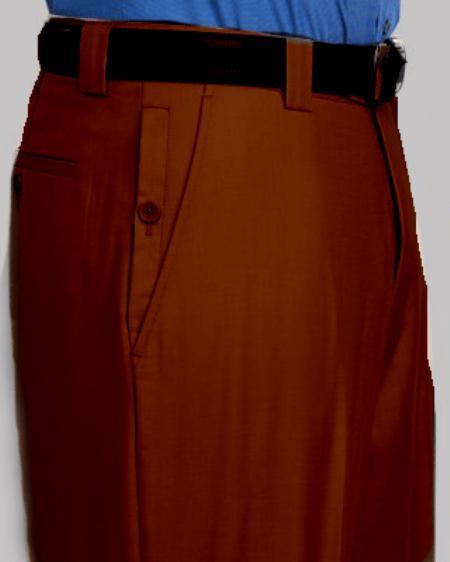 Mens-Brown-Flat-Front-Pants-10339.jpg