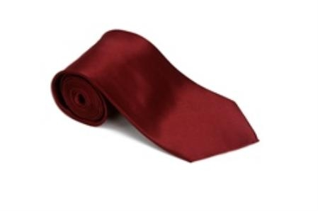 Mens-Burgundy-Color-Silk-Tie-3546.jpg