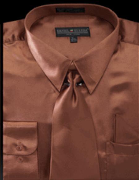 Mens-Copper-Color-Shiny-Shirt-30755.jpg