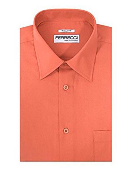Mens-Coral-Color-Cotton-Shirt-29770.jpg