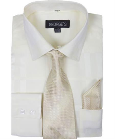 Mens-Cream-Color-Shirt-Tie-29323.jpg