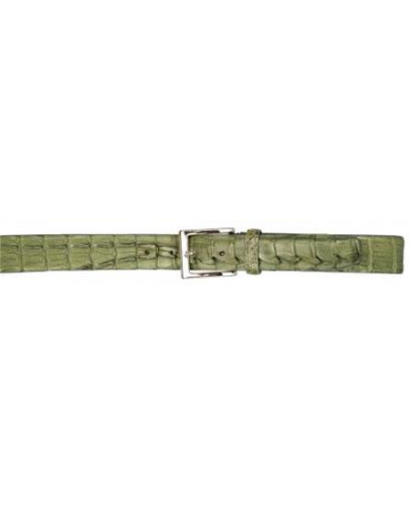 Mens-Crocodile-Skin-Green-Belt-21544.jpg