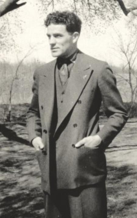 3 Piece Suit, Double Breasted Sportcoat Jacket, 1920s Clothi