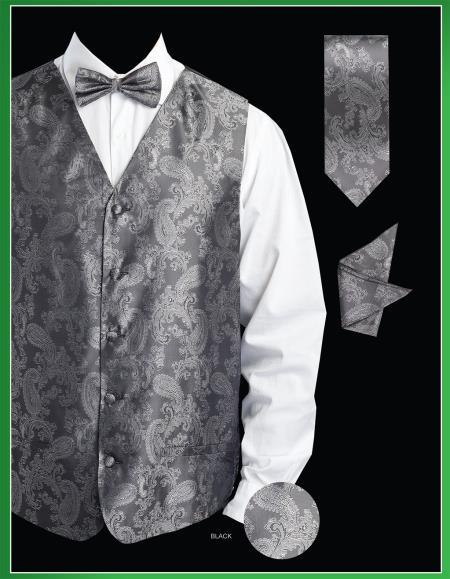 Mens-Five-Button-Black-Vest-12921.jpg