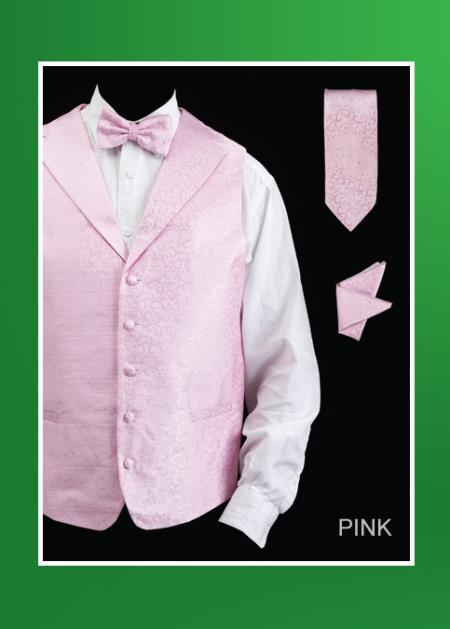 Mens-Five-Button-Pink-Vest-12914.jpg