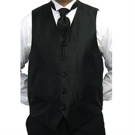 Mens-Five-Buttons-Black-Vest-9125.jpg