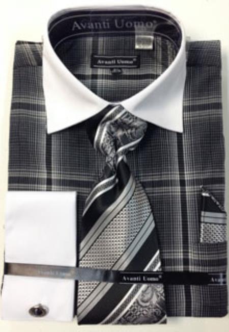 Mens-French-Cuff-Shirt-Black-25334.jpg