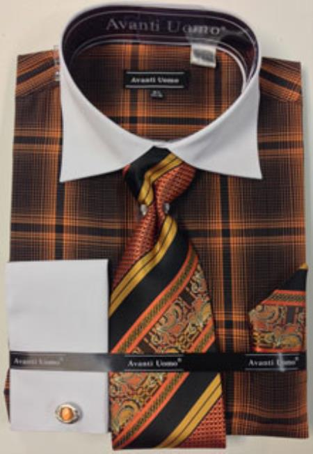 Mens-French-Cuff-Shirt-Orange-25333.jpg