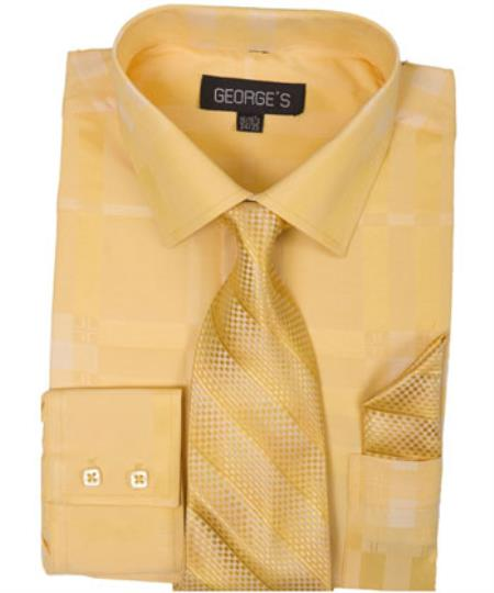 Mens-Gold-Color-Shirt-Tie-29326.jpg