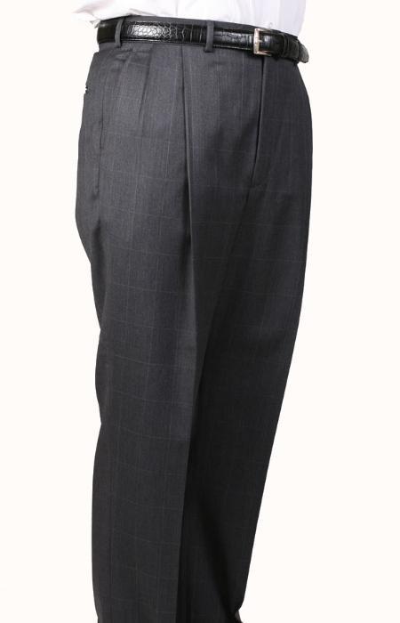 Mens Gray Color Pants 6570 Jpg