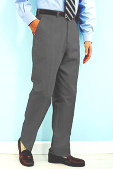 Mens-Gray-Color-Wool-Slack-3445.jpg