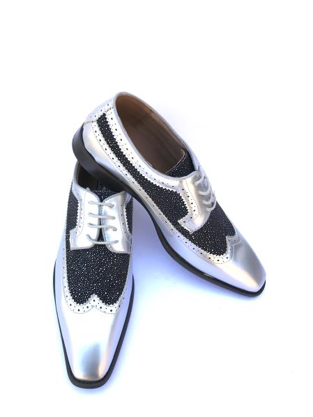 Mens-Gray-Wingtip-Laceup-Shoes-33255.jpg