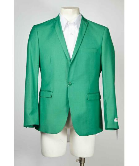 Mens-Green-1-Button-Blazer-26844.jpg