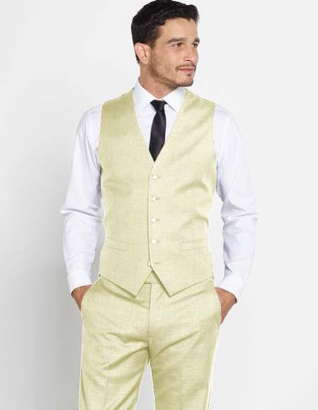 Mens-Ivory-Color-Wool-Vest-30396.jpg