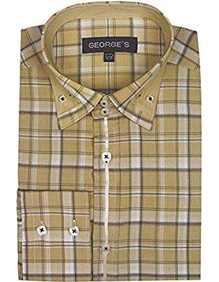 Mens-Khaki-Color-Casual-Shirt-31808.jpg