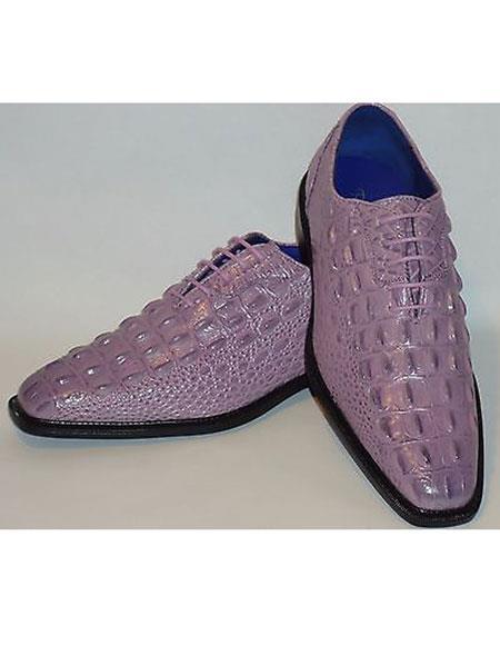 Lavender Color Dress Shoes