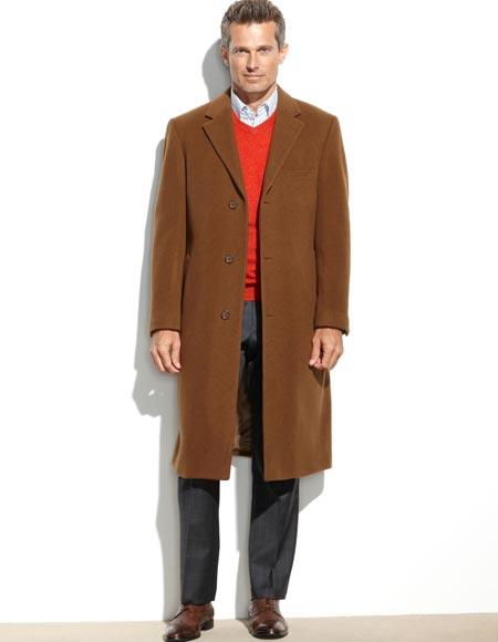 Men's Vintage Style Coats and Jackets