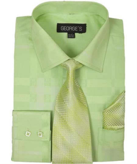 Mens-Lime-Color-Shirt-Tie-29327.jpg