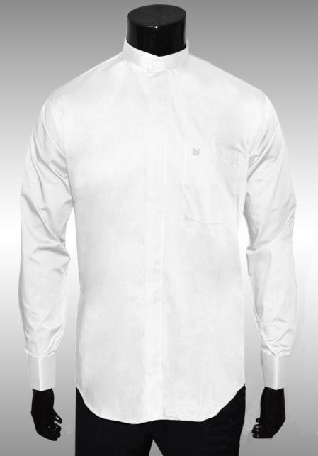 72cf7a2701369d Mens White Shirts Sale