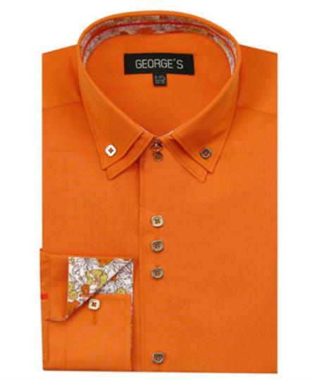 Mens-Orange-Cotton-Shirt-29311.jpg