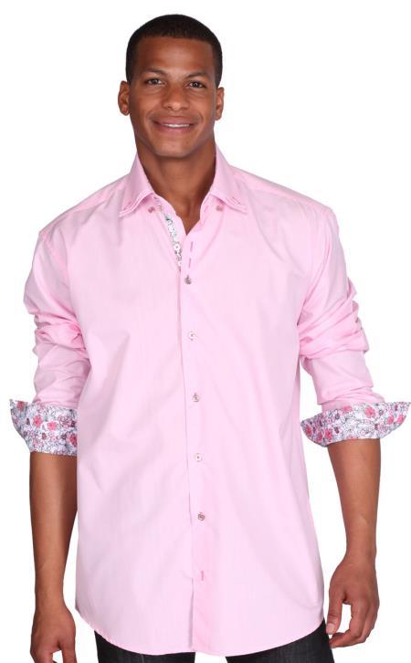 Mens-Pink-Color-Cotton-Shirt-29313.jpg