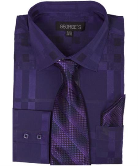 Mens-Purple-Cotton-Shirt-Tie-29328.jpg