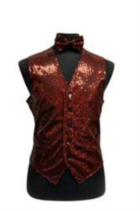 Mens-Red-Shiny-Vest-22542.jpg