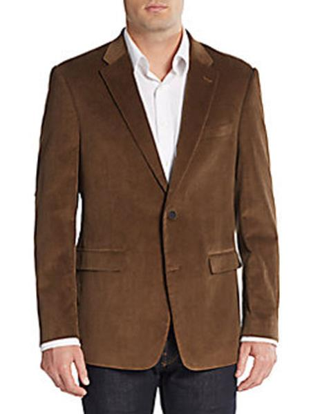 Mens-Regular-Fit-Dark-Khaki-Blazer-25654.jpg