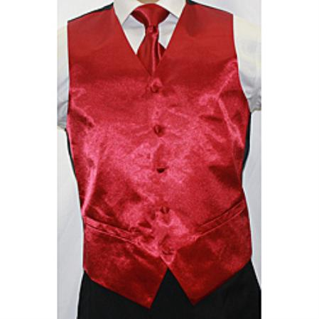 Shiny Color Vest