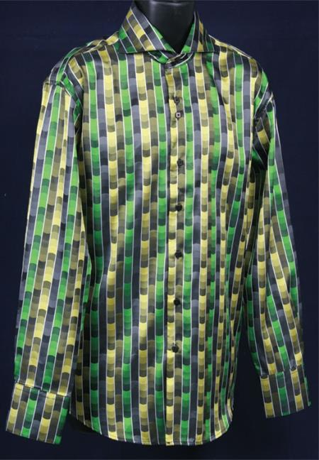 Mens-Shiny-Green-Color-Shirt-17595.jpg