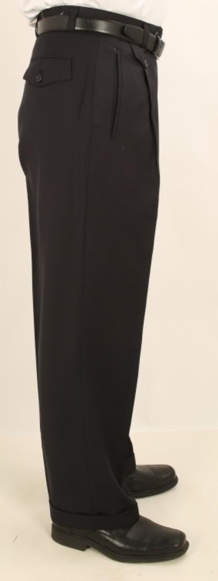 Mens-Single-Pleated-Black-Pants-22342.jpg