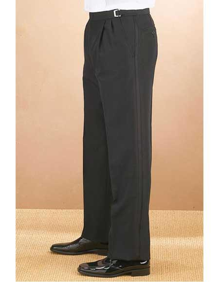 Mens-Solid-Black-Polyester-Pants-30939.jpg