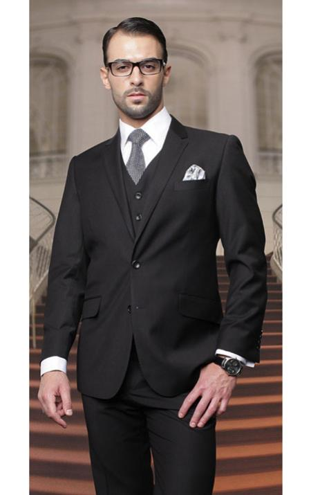 Mens-Two-Buttons-Black-Jacket-20009.jpg