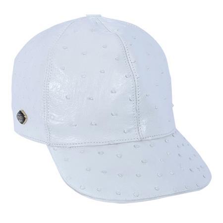 Mens-White-Ostrich-Skin-Cap-12379.jpg