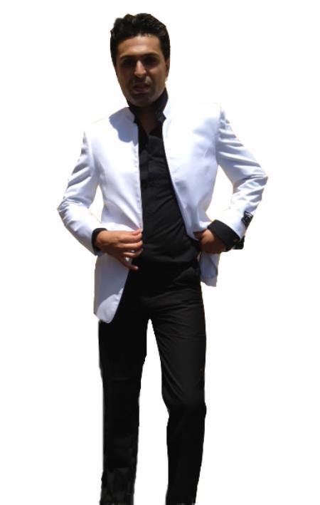 purchase online White Dinner Jacket Online | Wedding Tuxedo