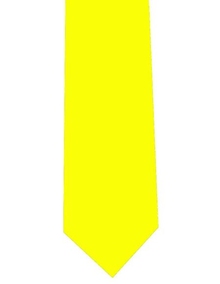 Mens-Yellow-Polyester-Tie-28133.jpg