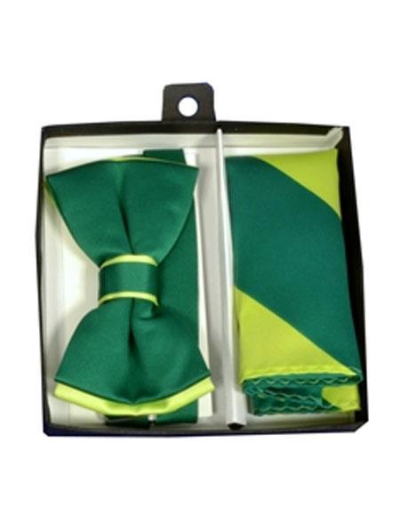 Mint-Emerald-Polyester-Bowtie-Hankie-36226.jpg