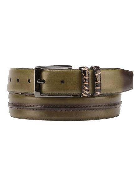 Olive-Brown-Alligator-Calfskin-Belt-39290.jpg