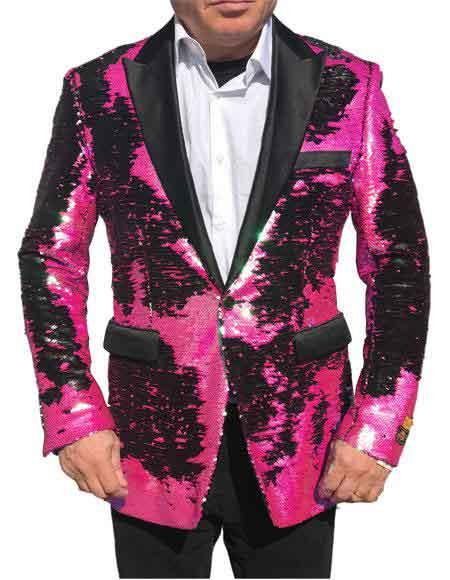 One-Button-Pink-Black-Blazer-35612.jpg