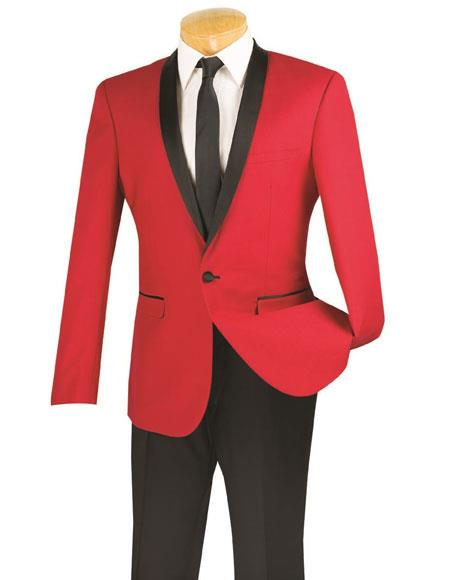 One-Button-Red-Black-Jacket-34474.jpg