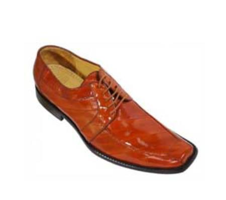 Orange-Color-Eel-Skin-Shoes-10586.jpg