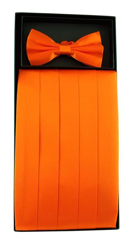 Orange-Color-Solid-Pattern-Bowtie-32180.jpg